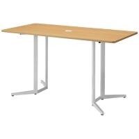 ハイテーブル KHH-1890-MA メープル