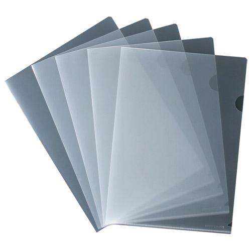 クリアーホルダーA4乳白100枚 D400J_画像02
