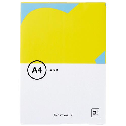 コピーペーパー中性紙 A4 10箱以上 A020J_画像02