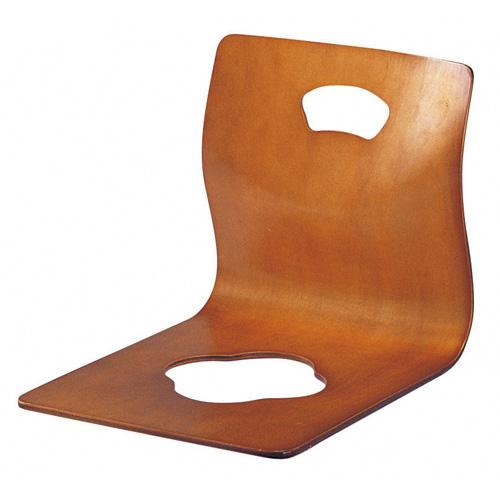 座椅子 GZ-395 ブラウン_画像01