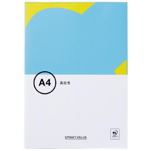 コピーペーパー高白色 A4 5000枚 A040J_画像02