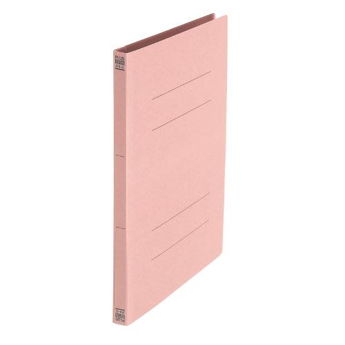 フラットファイル 021N A4S ピンク 30冊_画像01