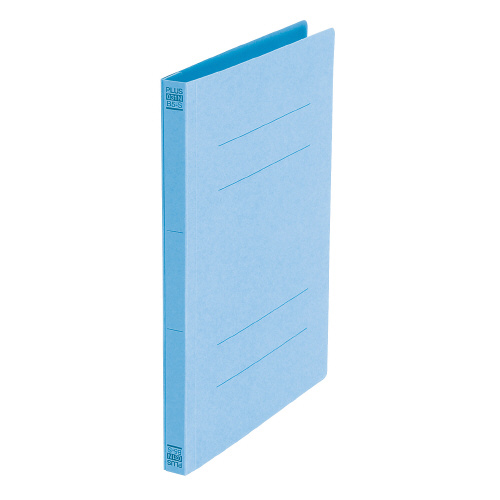 フラットファイル 021N A4S Rブルー 10冊_画像01