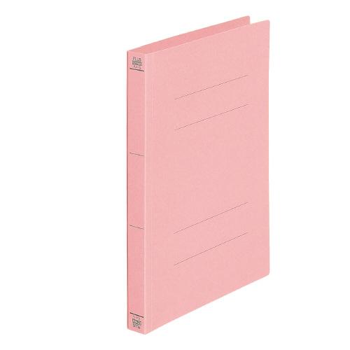 フラットファイル 021NW A4S ピンク 10冊_画像01