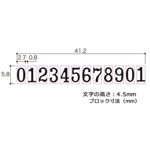 ナンバーリング S型 IJ-123S_画像02