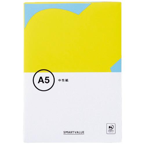 コピーペーパー 中性紙 A5 5000枚 A009J_画像02