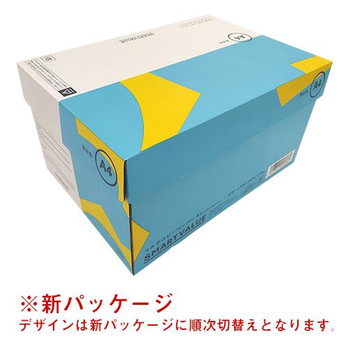 コピーペーパー高白色 A4 5000枚 A040J_画像01