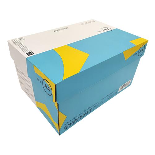 コピーペーパー高白色 A4 10箱以上 A040J_画像01
