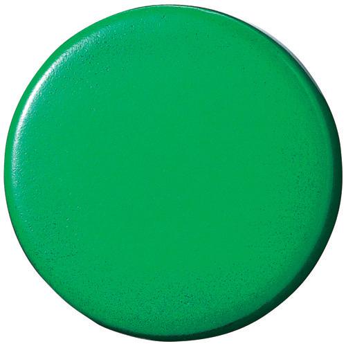 両面強力カラーマグネット 30mm緑 B271J-G_画像01