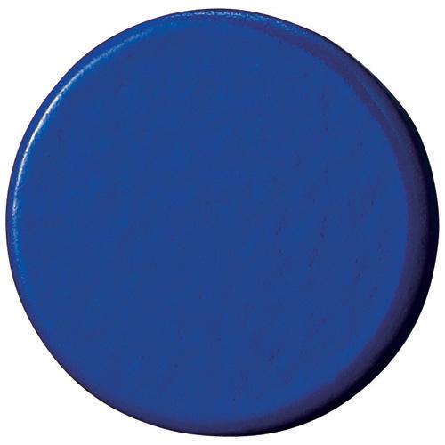 強力カラーマグネット 塗装25mm 青 B273J-B_画像01