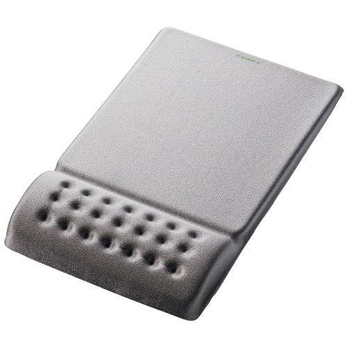 マウスパッド MP-095GY グレー_画像01
