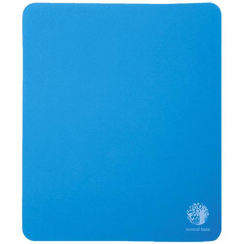 マウスパッド MPD-OP54BL ブルー_画像01