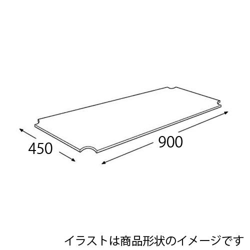 ワイヤーシェルフ用アクリル板 H1836AB1_画像01
