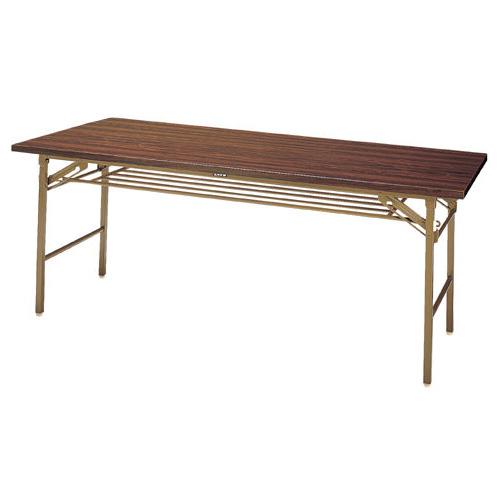 脚折りたたみテーブル DS-2R_画像01