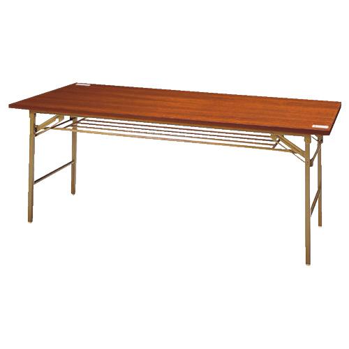 脚折りたたみテーブル DS-2T_画像01