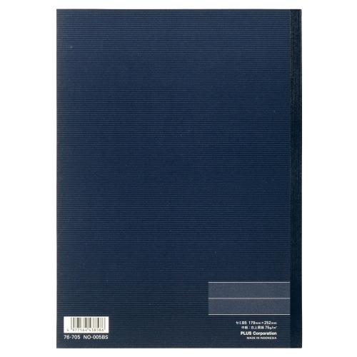 ノートブック NO-005BS B5 B罫_画像02