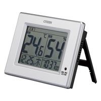 シチズンデジタル温湿度計 8RD200-A03 白_画像02