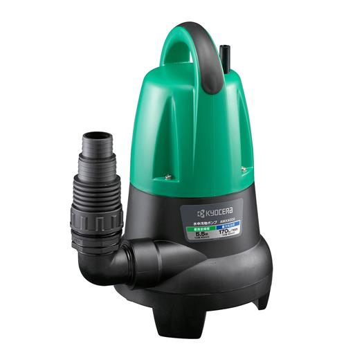 AC100V(60Hz)/40mm 水中ポンプ(汚物用)_画像01