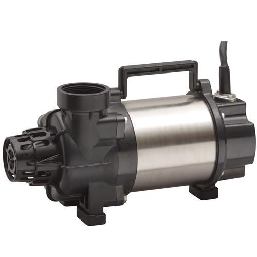 AC100V(60Hz)/50mm 水中ポンプ(横型/雑排水_画像01