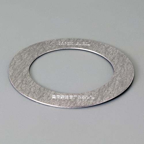 100A/2.0mm 内フランジパッキン(高温用/10K_画像01