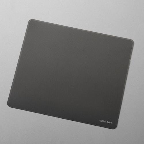 170x150x0.3mm マウスパッド(ブラック)_画像01