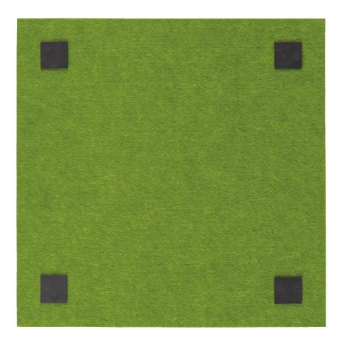吸音パネル QPM-44GR 400*400mm_画像02